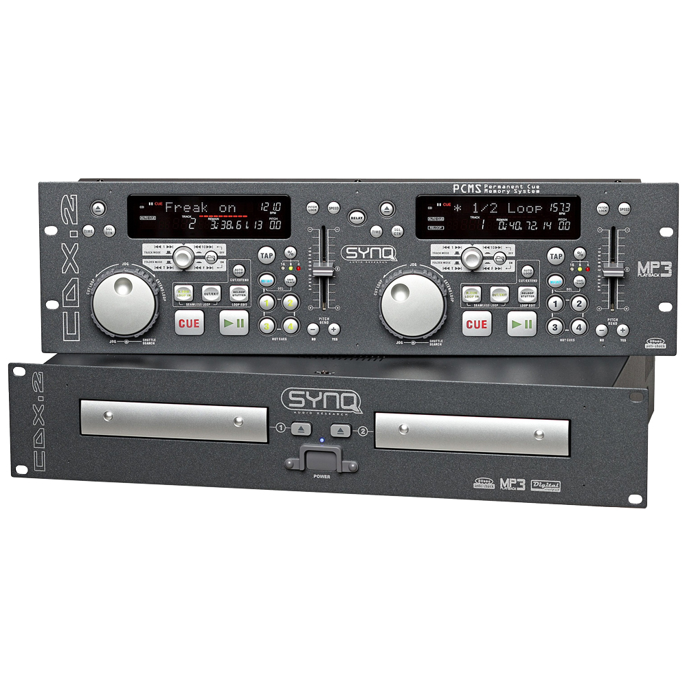 Double Deck CD Player CDX-2
