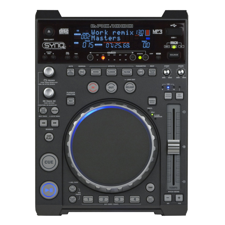 CDJ PLAYER DMC1000